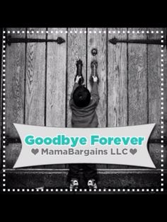 After 6 years Mamabargains is closing our doors. Thank you for all your love and support from the bottom of our hearts <3