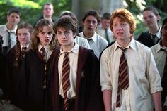 Harry Potter: Harry Potter pretty much made a whole generation wish they wore cloaks to school