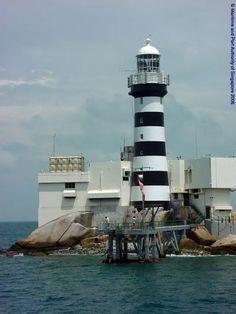Horsburgh Lighthouse - Pedra Branca