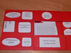 Mátyás király lapbook | Marci fejlesztő és kreatív oldala | Bloglovin' Interactive Notebooks, Cards Against Humanity, Blog, Projects, Blogging, Interactive Science Notebooks