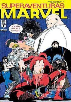 Superaventuras Marvel  n° 97/Abril | Guia dos Quadrinhos