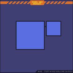 Saint11 pixel art process tutorial