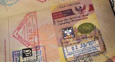 So bekommst Du ein Visum für Indonesien - 101places.de