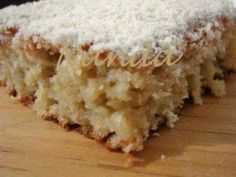 bolo de aveia, farinha láctea e banana