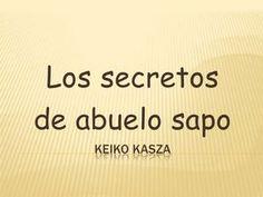 Keikokasza<br />Los secretos <br />de abuelo sapo<br /> Fails, Cards Against Humanity, Toad, Grandparent, The Secret, Books, Short Stories