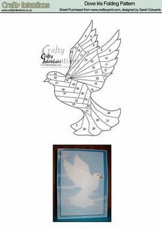 PAPER-PIECED DOVE TEMPLATES - Quilter's World - The Magazine for