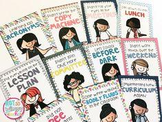 Diary of a Not So Wimpy Teacher: If Teachers Earned Brag Tags...