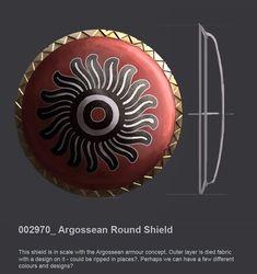 Argossean Round Shield