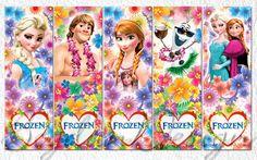 INSTANT DOWNLOAD Digital frozen Printable Birthday by BogdanDesign, $2.50