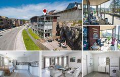 Vennesla sentrum - Nyere toppleilighet med p-plass i garasjeanlegg, heis og sydvestvendt, innglasset hjørnebalkong | FINN.no