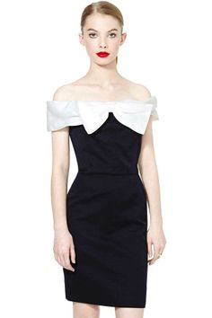 Givenchy Bow It to Yourself Dress