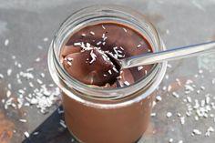 Wenn du mal wieder Lust auf eine leckere Schoko-Pudding / Mousse au Chocolat…