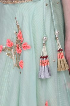 Beautiful tassles