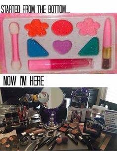 """If you like naturally based makeup & saving money while getting a lot of makeup with a FREE makeup bag, click the picture & the """"collections"""" tab to pick out your own colors :) www.MakeupByBrandy.com"""