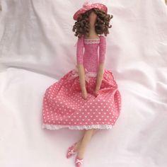 Tilda dolls (large) – customised   The Ruby Range