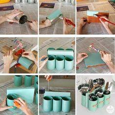 15 Clever Recycling Diy Ideas   Diy & Crafts Ideas Magazine