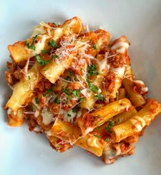 This Ground Turkey Baked Ziti is saucy, meaty, cheesy, and absolutely delicious. It features a homemade red sauce and a healthy swap of turkey for beef. Advocare Recipes, Healthy Recipes, Healthy Meals, Healthy Food, Ground Turkey Recipes Paleo, Turkey Pasta, Ground Turkey Tacos, Healthy Toddler Meals, Toddler Food