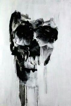 Lovers portrait