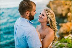 Nicole and Nick // Kauai Engagement Hawaii Things To Do, Kauai Wedding, Kauai Hawaii, Have A Beautiful Day, Elopements, Beautiful Islands, Family Photographer, Enchanted, Engagement Photos