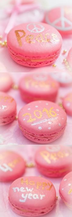 Frau Zuckerfee: Rezept für gelingsichere Macarons