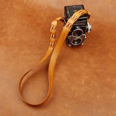 $24.9, Leather Camera strap for Rollei Leather Camera Strap, Camera Straps, Product Design, Personalized Items, Leather