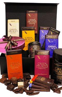 G Ultimate Chocolate Hamper www.eden4chocolates.co.uk