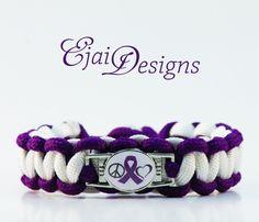 Alzheimer's Crohn's Disease Epilepsy Lupus Migraine by EjaiDesigns, $8.00