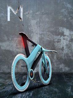 MOOBY Bike by Madella Simone