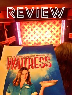 Waitress Musical, Musical Theatre, Easy To Love, Just Love, Adelphi Theatre, Grammy Nominees, Theatre Reviews, Playing Doctor, Recipe For Success