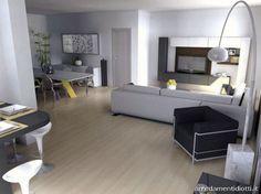 cucina e soggiorno open space - cucina a vista open space | spaces - Cucina E Soggiorno Insieme Ikea
