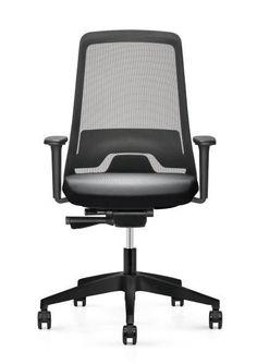 Every bureaustoel met netweave, Interstuhl bureaustoel