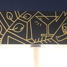 www.drawink.nl #mural #illustration #gold #cocktailbar #restaurant Restaurant, Illustration, Gold, Design, Home Decor, Decoration Home, Room Decor, Diner Restaurant