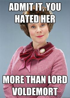 BestsellserNewbie: Let's talk about: Dolores Umbridge That's so true! xD Ich ha… BestsellserNewbie: Let's talk about: Dolores Umbridge That's so true! xD Ich ha…,Harry Potter BestsellserNewbie: Let's talk about: Dolores Umbridge That's so true! Harry Potter Humor, Images Harry Potter, Fans D'harry Potter, Potter Facts, Harry Potter World, Harry Potter Characters, Anecdotes Sur Harry Potter, Hogwarts, Slytherin