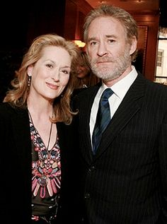 With Kevin Kline