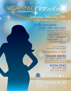 Tonight FEB 28th | VEGAS STYLE FUNDRAISING Gala @ The Multipurpose Complex