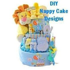 Pictures of  $$$  DIY... Make Your Own Nappy Cakes And Gifts!!! $$$