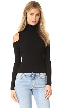 ¡Consigue este tipo de jersey de punto de A.L.C. ahora! Haz clic para ver los detalles. Envíos gratis a toda España. A.L.C. Mervyn Sweater: A cropped, formfitting A.L.C. sweater with shoulder cutouts for a glimpse of skin. Long sleeves. Fabric: Ribbed knit. 68% viscose/32% polyester. Dry clean. Imported, China. Measurements Length: 19.25in / 49cm, from shoulder Measurements from size S (jersey de punto, pullover, lana, knitted, cotton, knit, knits, stitch, cashmere, knitwear…