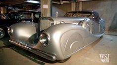 A rare 1932 Mercedes Car, a gift from Adolf Hitler to King Ghazi of Iraq.  Adolf…
