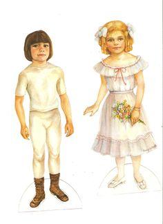 Old-Time Children's Fashions http://www.pinterest.com/carolesklenar/paper-dolls/
