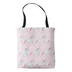 Unicorns Cute Tote Bag