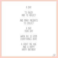Funny Happy Birthday Poems, Happy Birthday Prayer, Happy Birthday Greetings Friends, Best Friend Birthday Cards, Happy Birthday Posters, Friend Birthday Quotes, Happy Birthday My Love, Birthday Card Sayings, Birthday Messages