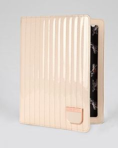 Ted Baker iPad Case - Krister Quilted  Bloomingdale's