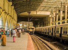 Velachery Railway Station Photo by Ritick Chowdhury -- National Geographic Your Shot