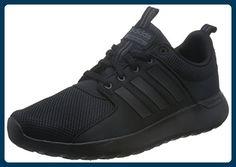new arrivals 534e8 2e1d6 adidas Herren Cf Lite Racer Laufschuhe, Mehrfarbig (Core Blackcore Black utility