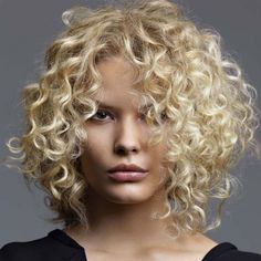 short curly cuts for stylish ladies this 2020 5 Long Bob Haircuts, Haircuts For Curly Hair, Curly Hair Cuts, Curled Hairstyles, Wavy Hair, Thick Hair, Men Hairstyles, Curly Hairstyles For Medium Hair, Curly Lob