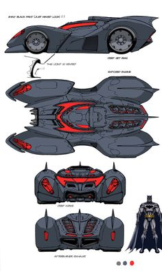 "batmobile from ""Batman: the Animated Series"" comments and critique welcome. Batman Robin, Im Batman, Batman Art, Spiderman, Batman Cowl, Robin Dc, Batman Stuff, Comic Book Characters, Comic Books Art"