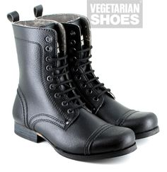 Vintage Boot Black - Mens Boots