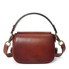 564523d7aae9 Polo Ralph Lauren Small Sullivan Saddle Bag - Polo Ralph Lauren Shop All - Ralph  Lauren UK