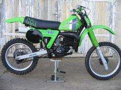 Kawasaki 125 cc. 1981