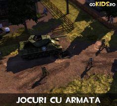 Jocuri cu Armata Gratis numai pe Gokids.ro http://www.gokids.ro/jocuri_cu_armata.html